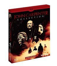 John Carpenter`s Prince of Darkness-Vampires-They Live-The Fog NEW B-Ray Regio-B