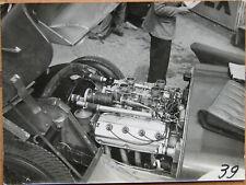 54 . 24 HEURES DU MANS . 1952 . ALLARD J 2 X . 1 X PHOTO . FORMAT : 12 X 9 CM .