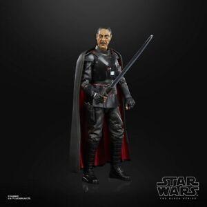 6 Inch Moff Gideon Mandalorian Disney+ Figure Star Wars Black Series TBS .LOOSE