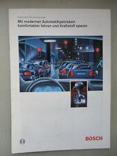 Elektronische Getriebesteuerungen Automatikgetrieben Kraftstoff sparen