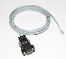 METTLER-TOLEDO PARCEL SCALE 14ft SERIAL CABLE RJ12-DB9 16317400A PS30 PS60 PS90