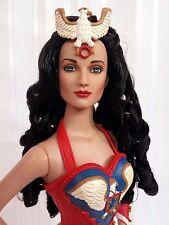 "Tonner Wonder Woman Justice Protector DC Stars 16"" LE300 Diamond Exclusive +COA"