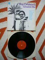Roy Orbison Roy Orbison's Greatest Hits Vinyl UK 1974 Monument A2/B1 LP EXC++