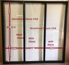 Storefront, Glass, window, office partition