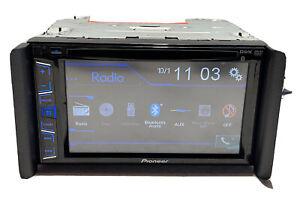 PIONEER AVH-270BT DVD Receiver CD/DVD Bluetooth Touchscreen Receiver TESTED