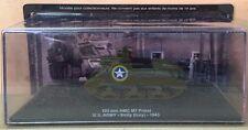 "DIE CAST TANK "" 105 MM HMC M7 PRIEST U.S ARMY SICILY - 1943 "" BLINDATI 054 1/72"