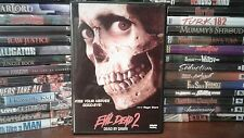 Evil Dead 2: Dead by Dawn (DVD, 1987) Anchor Bay  Rare OOP
