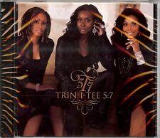 TRIN-I-TEE 5:7  T57  New Sealed Contemporary Gospel CD  12tracks 45min 21sec