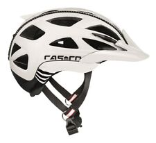Casco - u 2 - Color: Blanco Negro -Tamaño: S (52-56cm)