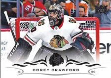 Corey Crawford #39 - 2018-19 Series 1 - Base