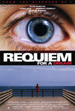 Requiem For A Dream (2000) original movie poster - single-sided - rolled