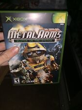 Metal Arms: Glitch in the System (Microsoft Xbox, 2003)