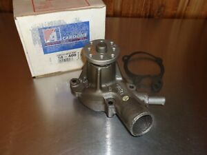 New Reman Cardone Water Pump 58-400 Fits Ford Mustang Mercury 250 6-Cylinder