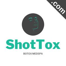 SHOTTOX.com 7 Letter Short .Com Catchy Brandable Premium Domain Name for Sale