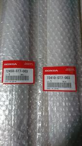 Honda Avant Porte Moulage Paires 72410-ST7-003 72450-ST7-003 Integra Type-R DC1,