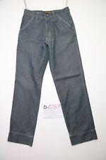 Meltin pot relay work pant jeans usato (Cod.D1253) Tg.44 W30 L34 uomo boyfriend