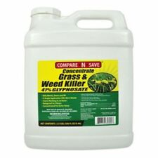 New listing Grass Weed Killer,41-Percent Concentrate Glyphosate,Roundup Herbicide 2.5-Gallon