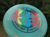 Disc Golf Innova First Run PrototypeOut of Production Katana Rare New