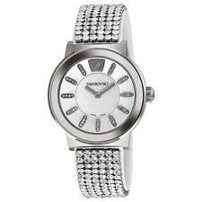 Swarovski Men's 1094348 Piazza Crystal Stainless Steel Watch