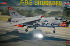 ESCI CHANCE VOUGHT-8E CRUSADER 1/72 Scale Model Airplane Vintage VIETNAM
