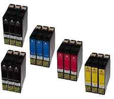 15 DruckerPatrone Tinte für EPSON STYLUS BX305F BX305FW SX125 SX420W SX130 SX425