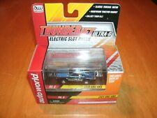 New Autoworld D Blue 1969 Amc Amx Thunderjet Ultra G Slot Car Aw No 6 Release 18