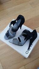 Aldo Heels (Navyw blue/grey) Size:7