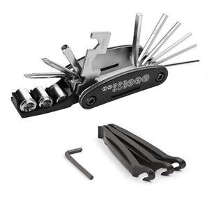 Bike Repair Set Bicycle Multi Function 16 in 1 Tool Kit