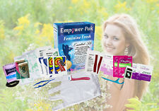 Empower Pak Feminine Fresh Hygiene Travel Kit for Women