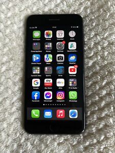 Apple iPhone 8 Plus - 256GB - Space Grey. Please Read Description And Pics