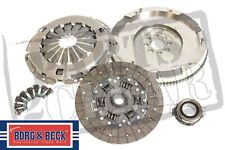 For Toyota AVENSIS 2.0 D-4D SOLID FLYWHEEL CLUTCH KIT BORG&BECK 2000 - 2003 100
