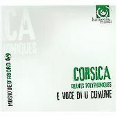 Polyphonic Chants of Corsica by