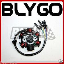 6 Coil Pole Magneto Flywheel Stator 110cc 125cc PIT Quad Dirt Bike ATV Buggy