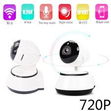 Wireless Pan Tilt 720P HD Security Network CCTV IP Camera Night Vision WIFI IR