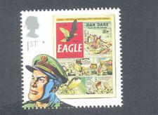 Dan Dare Comics Great Britain mnh single stamp 2012