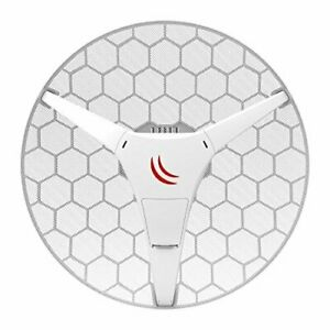 Mikrotik LHG 5 ac RBLHGG-5acD-US Ligh Head Grid 5 GHz 24.5 dBi Grid Antenna