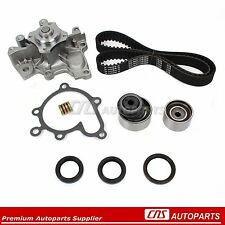 HNBR Timing Belt Water Pump Kit FS 93-03 Mazda 626 MX6 Protege5 Ford 2.0L DOHC