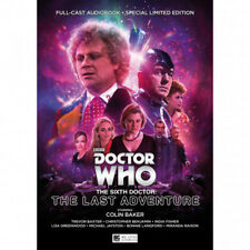 More details for dr/doctor who - big finish 6th doctor aventures -
