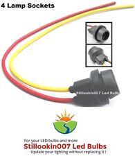 4 - T5 Landscape lighting replacement light sockets, 194, 912, 921, 922