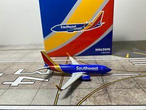 1/400 Panda Models Southwest Airlines B737-700 N963WN New Livery