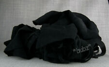 BUNDLE SUEDE OFFCUTS REMNANTS STRIPS 2mm BLACK 500g PACK OFF CUTS LEATHER CRAFTS