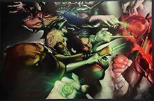 Green Lantern Signed Greg Horn Print