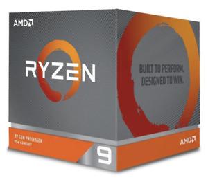 AMD Ryzen 9 3900X 3.8GHz 12-Core Processor + Wraith Prism Cooler - Original Box