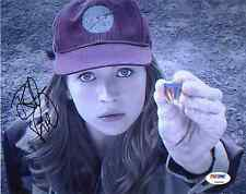 Britt Robertson Tomorrowland Signed Autographed 8x10 Photo PSA/DNA COA