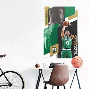 Jayson Tatum Boston Celtics NBA Wall Poster