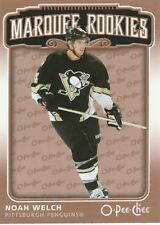 2006-07 O-PEE-CHEE Marquee Rookie Noah Welch