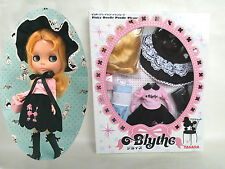 NEO BLYTHE OUTFIT DRESS WIG SET FOR DOLL PINKY DOODLE POODLE TAKARA JAPAN NEW