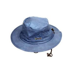 Frogg Toggs Waterproof Breathable Adjustable Bucket Hat Royal Blue FTH101-12