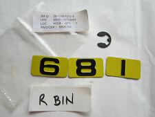 3M 26-1000-1613-3 RETAINING RING