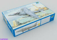Trumpeter 02287 1/32 RAF Harrier GR.MK7 hot